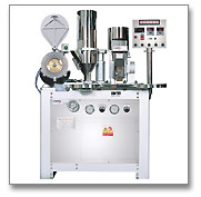 SCF-10 Semi- Automatic Capsule Filling Machine