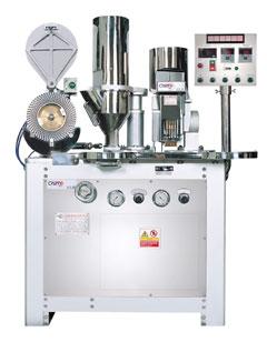 SCF-10 半自动胶囊充填机
